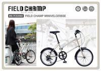 ミムゴ FIELD CHAMP MINIVELO 20 6S MG-FCX206E