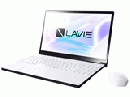 NEC LAVIE Note NEXT NX750/LAW PC-NX750LAW [プラチナホワイト]